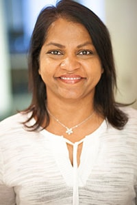 Barbara Ramnarayan, Finance Manager