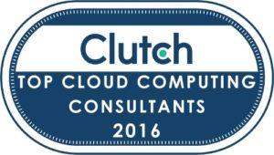 Top Cloud Computing Consultants (PRNewsFoto/Clutch)