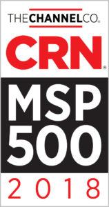 CRN MSP 500 2018