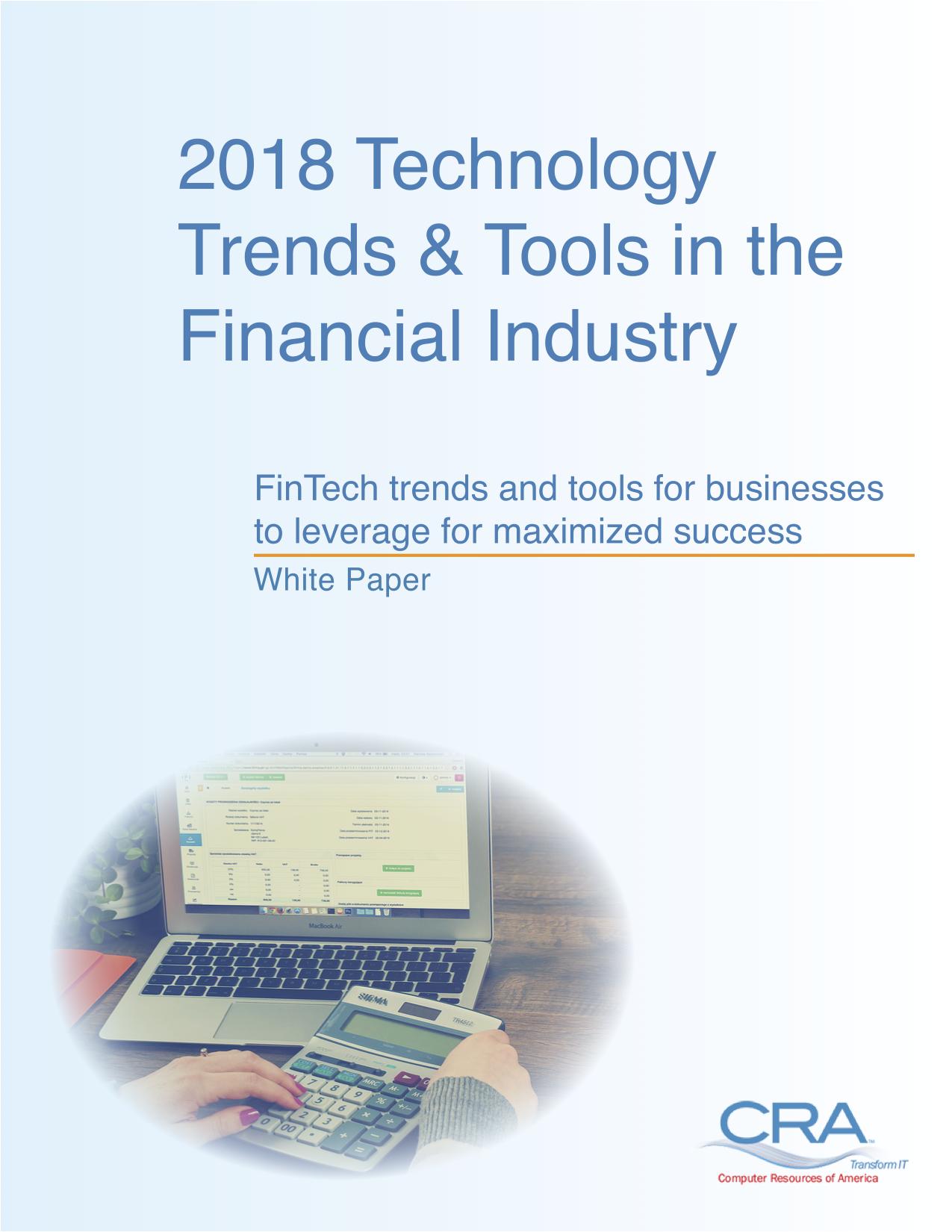 Fin Tech Cover